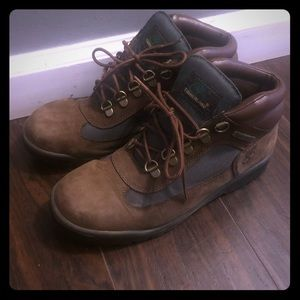 Timberland Boots (Beef and Broccoli)